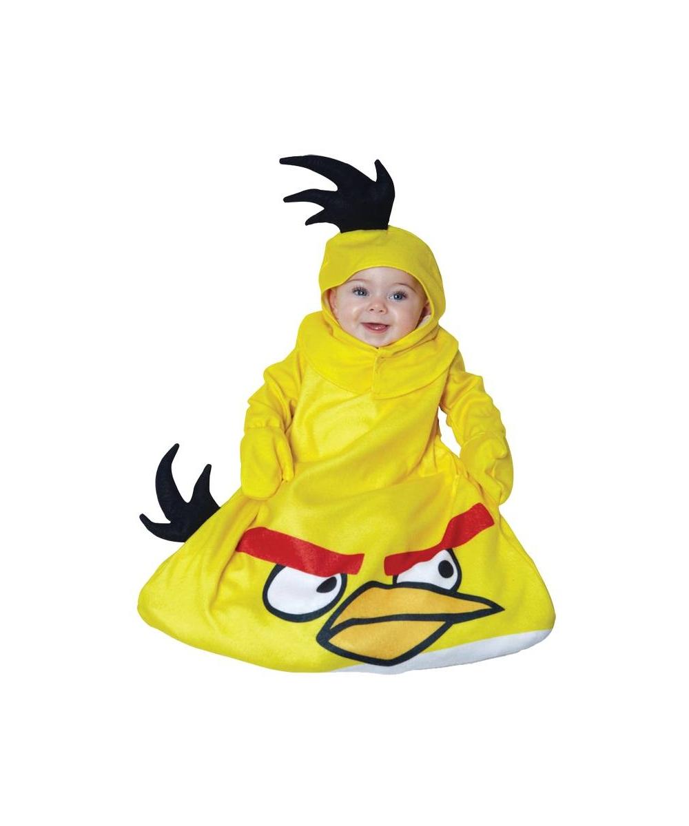 Angry Birds Baby Costume
