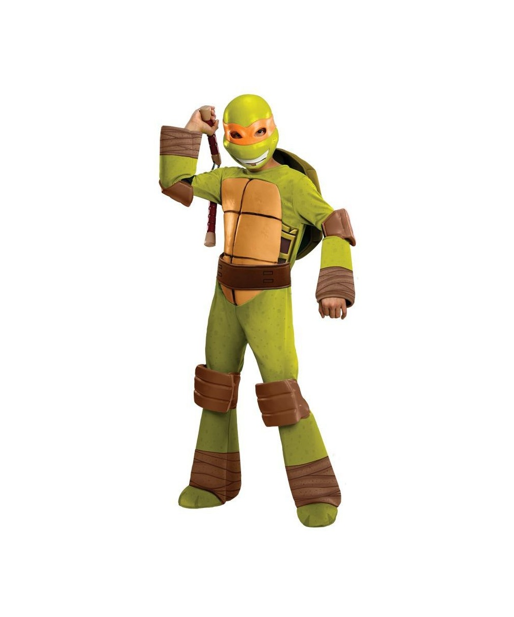 Ninja Turtles Michelangelo Kids Costume