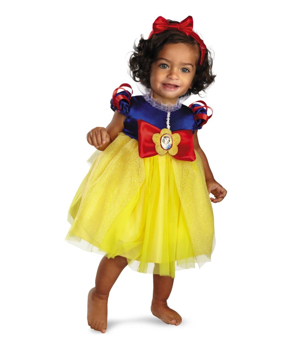Snow White Costume For Baby Disney Snow White Costume