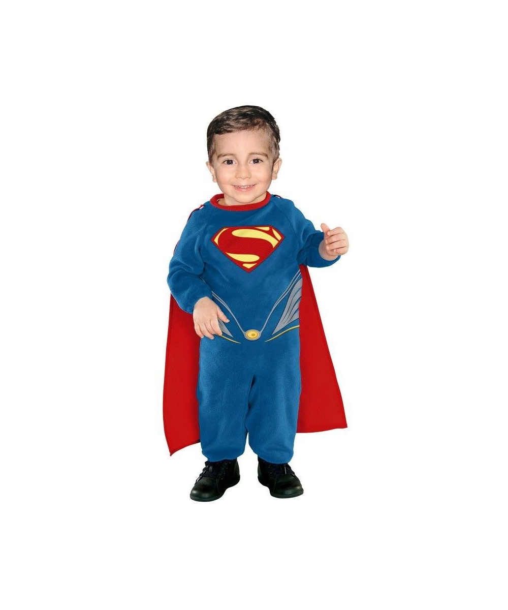 Superman Baby Costume