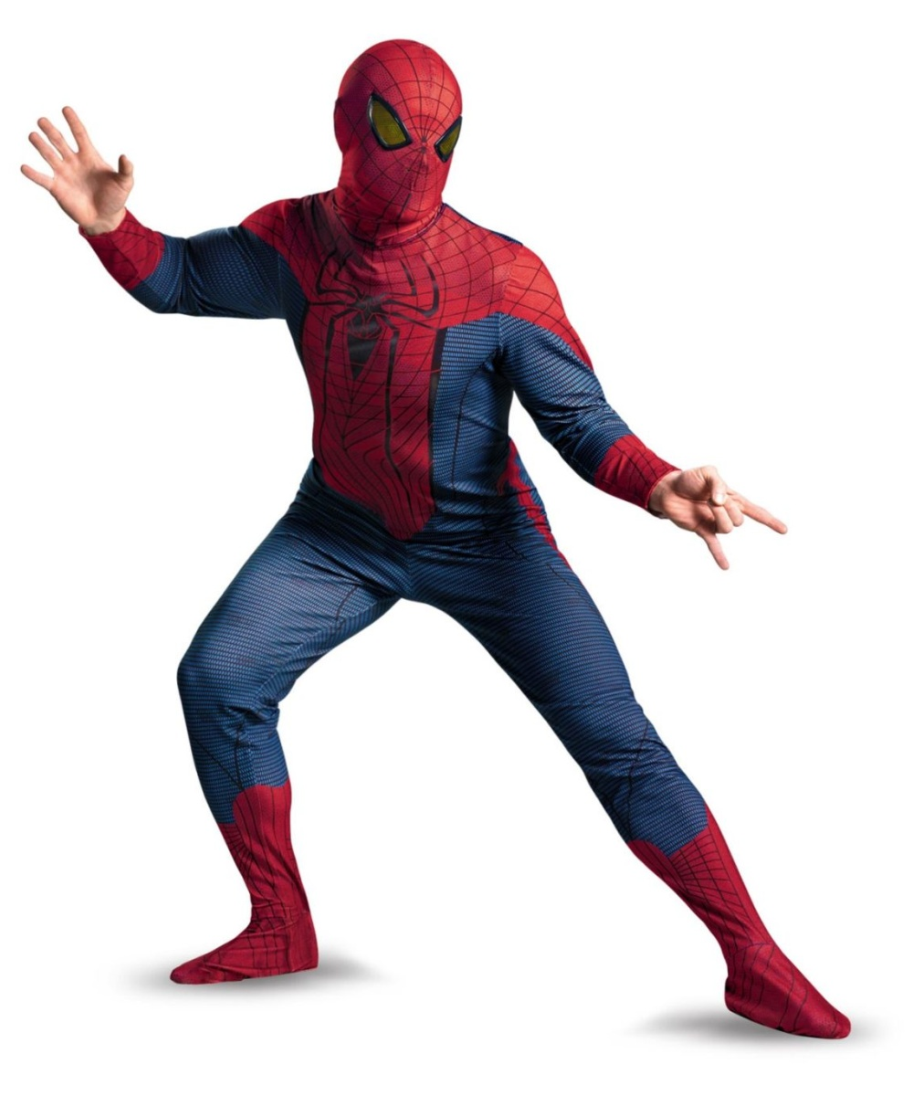 The Amazing Spider Man Movie  Plus Costume