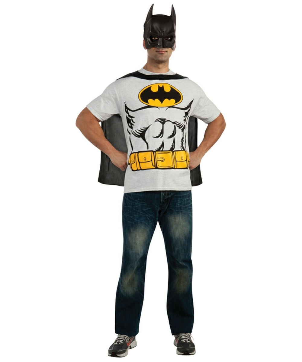 Batman Shirt Costume