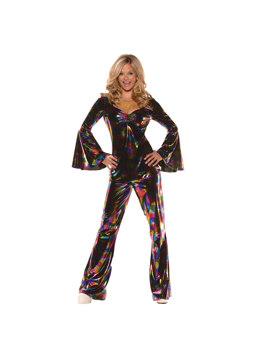 Disco Diva Women Costume