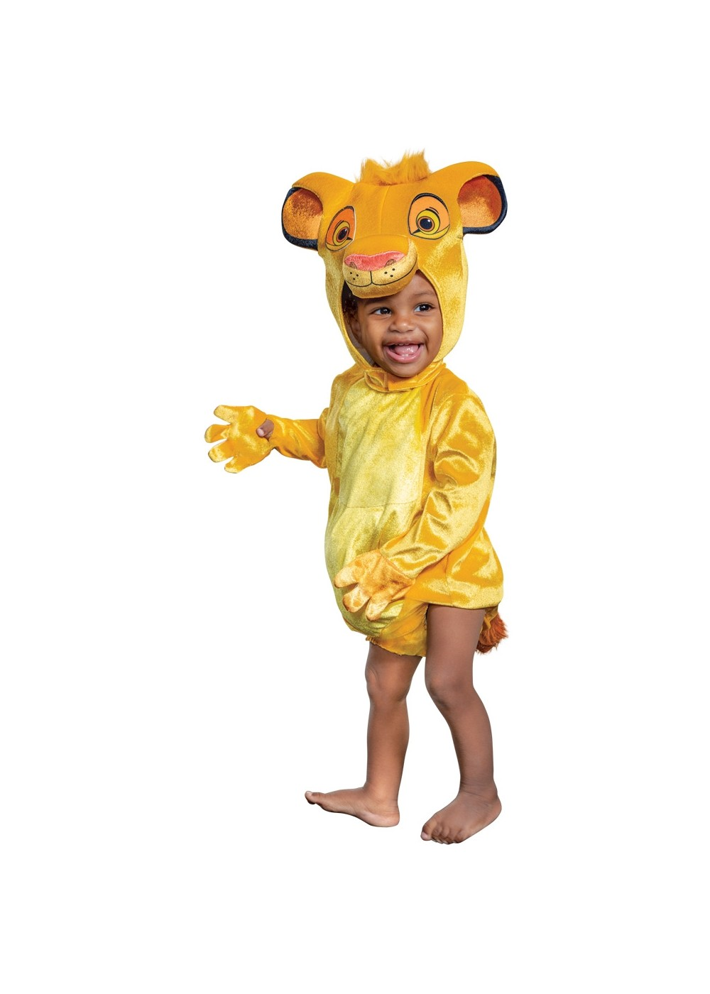 Disney Lion King Simba Infant Costume