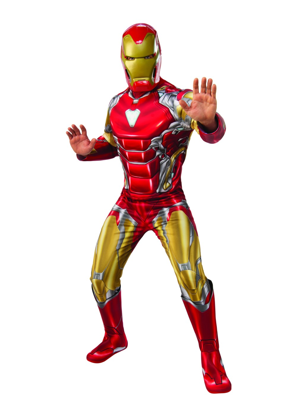 Endgame Iron Man Costume