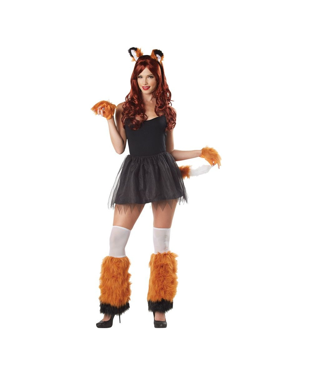 Foxy Lady Womens Costume Kit