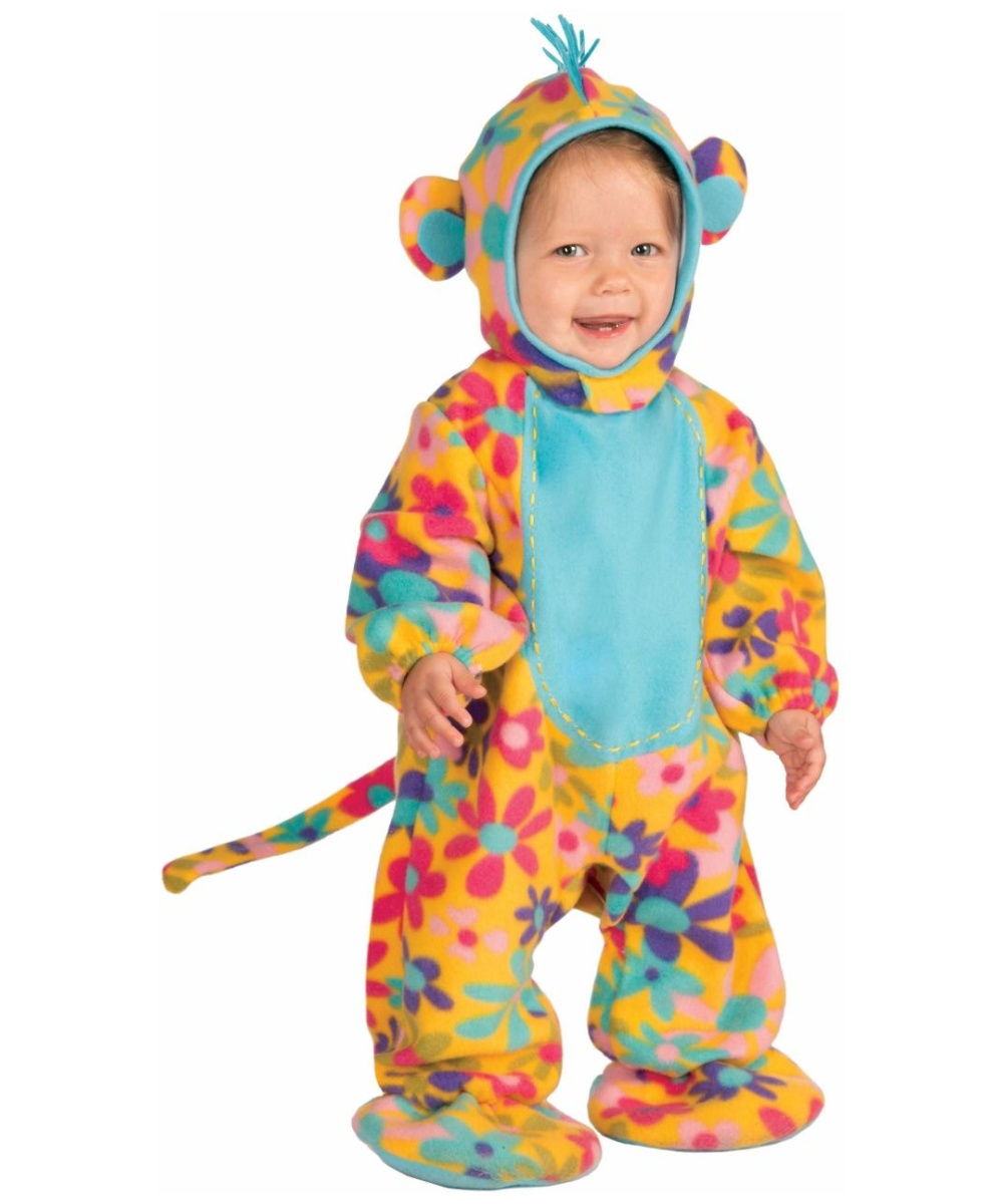 Infant Funky Monkey Costume