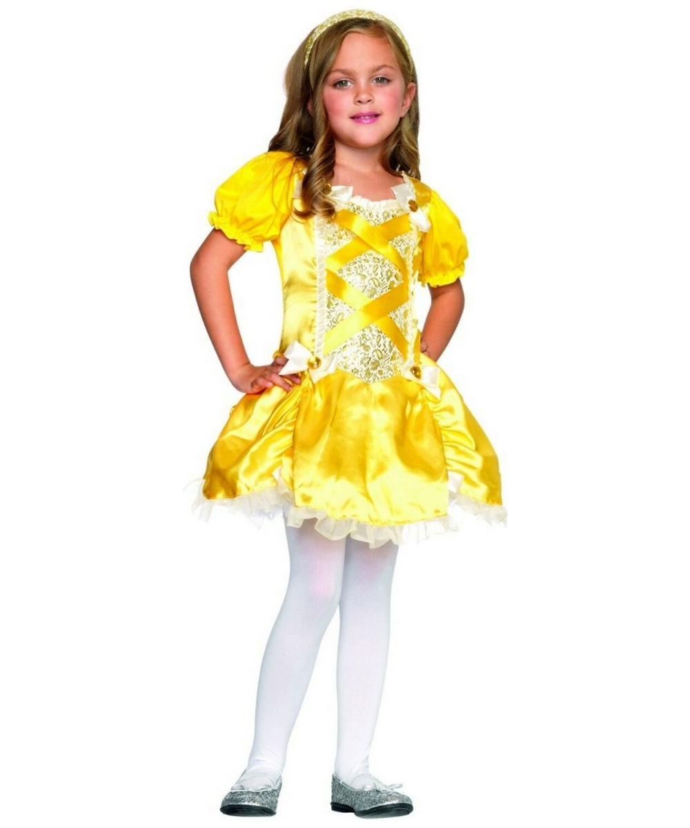 Kids Belle Of The Ball Costume