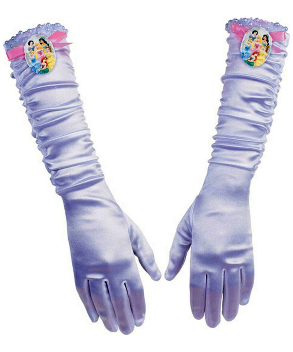 Kids Disney Princess Full Length Gloves
