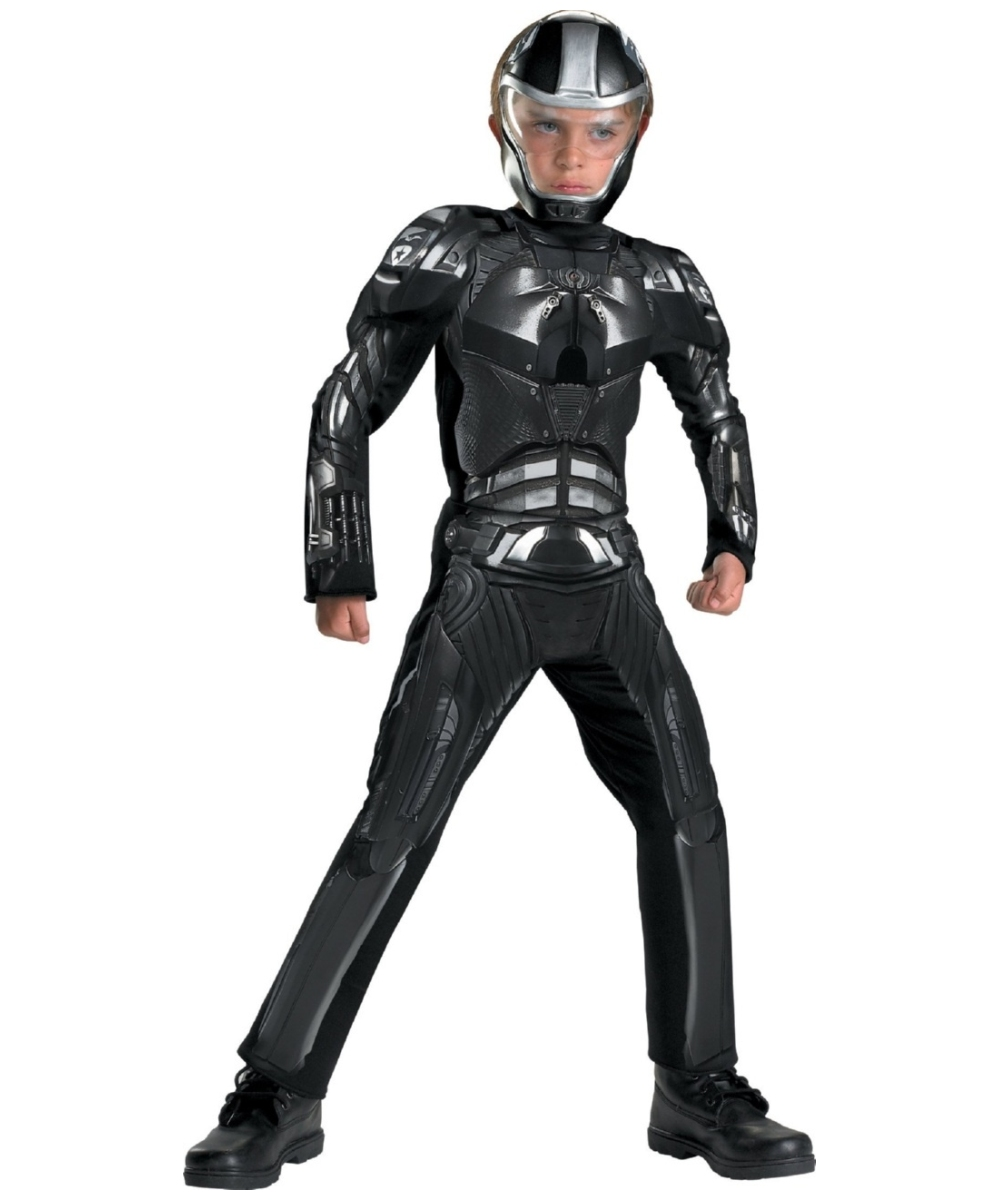 Kids Gi Joe Duke Classic Muscle Costume