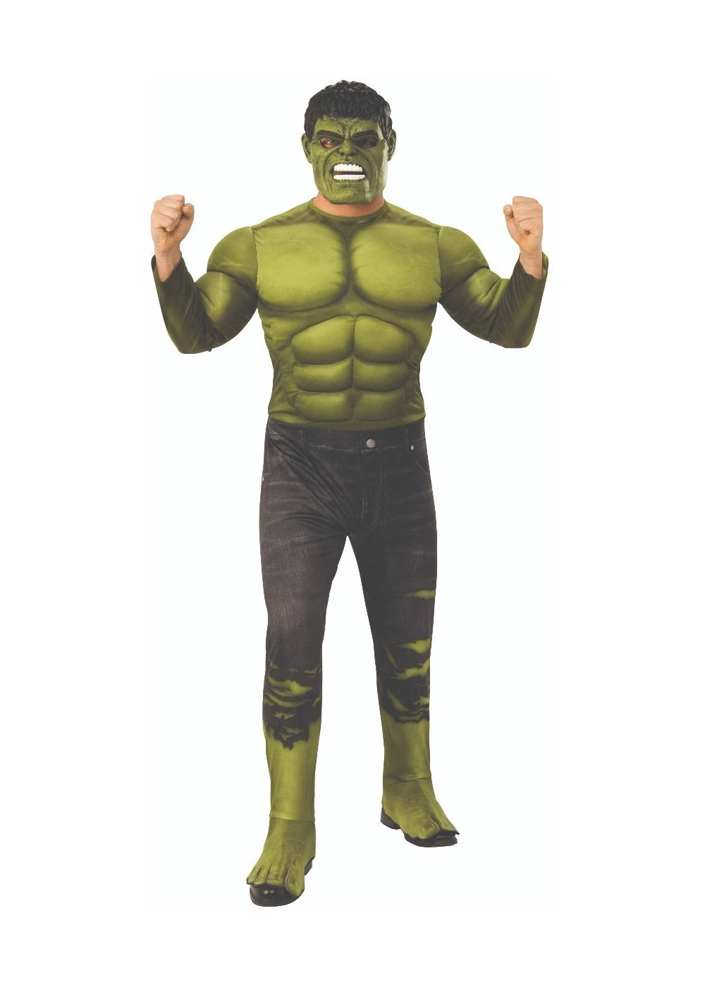 Mens Endgame Hulk Costume