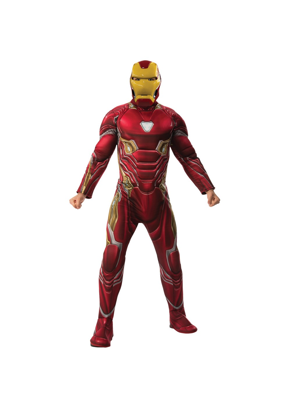 Mens Endgame Iron Man Mark 50 Suit Costume