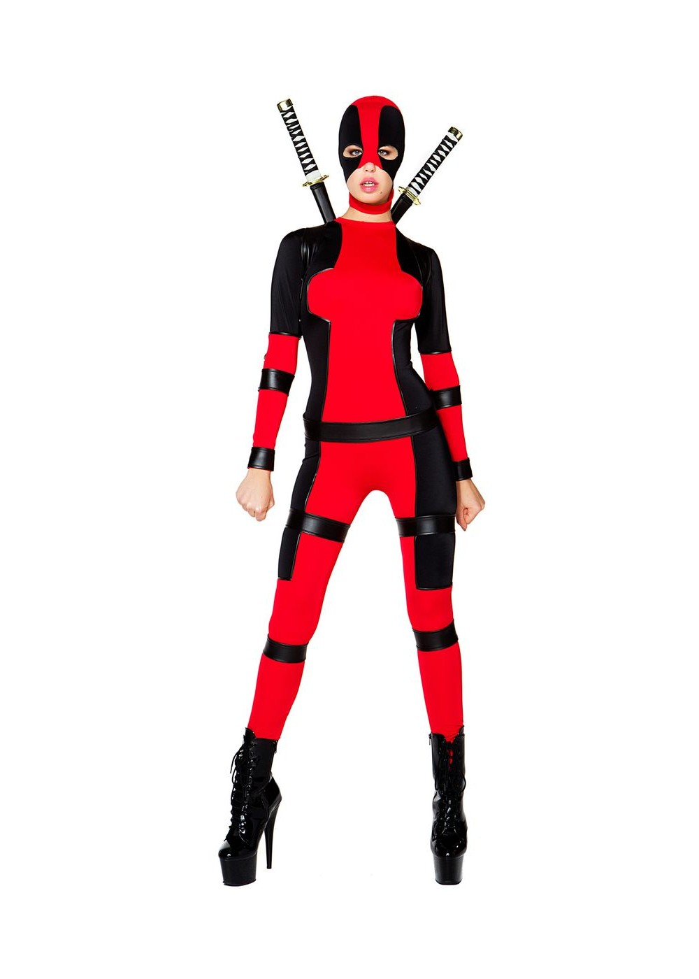 Movie Character Rebellious Woman Costume