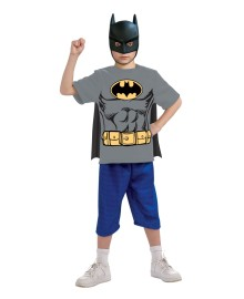 Batman Kids Costume Kit