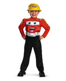 Chuck Muscle Kids Costume