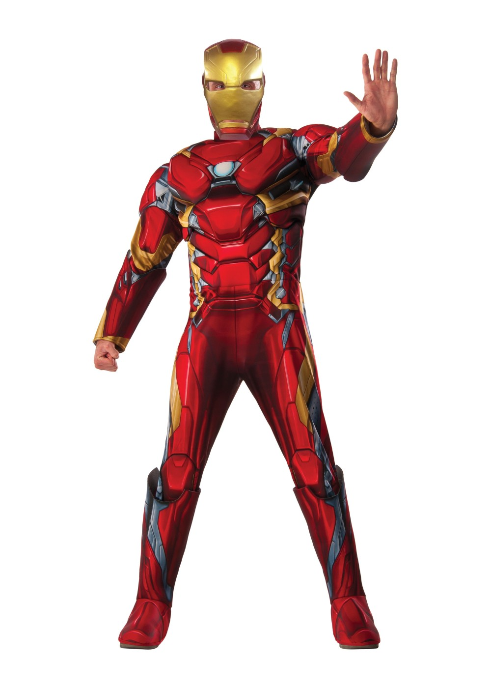 Captail America: Civil War  Iron Man Men Costume