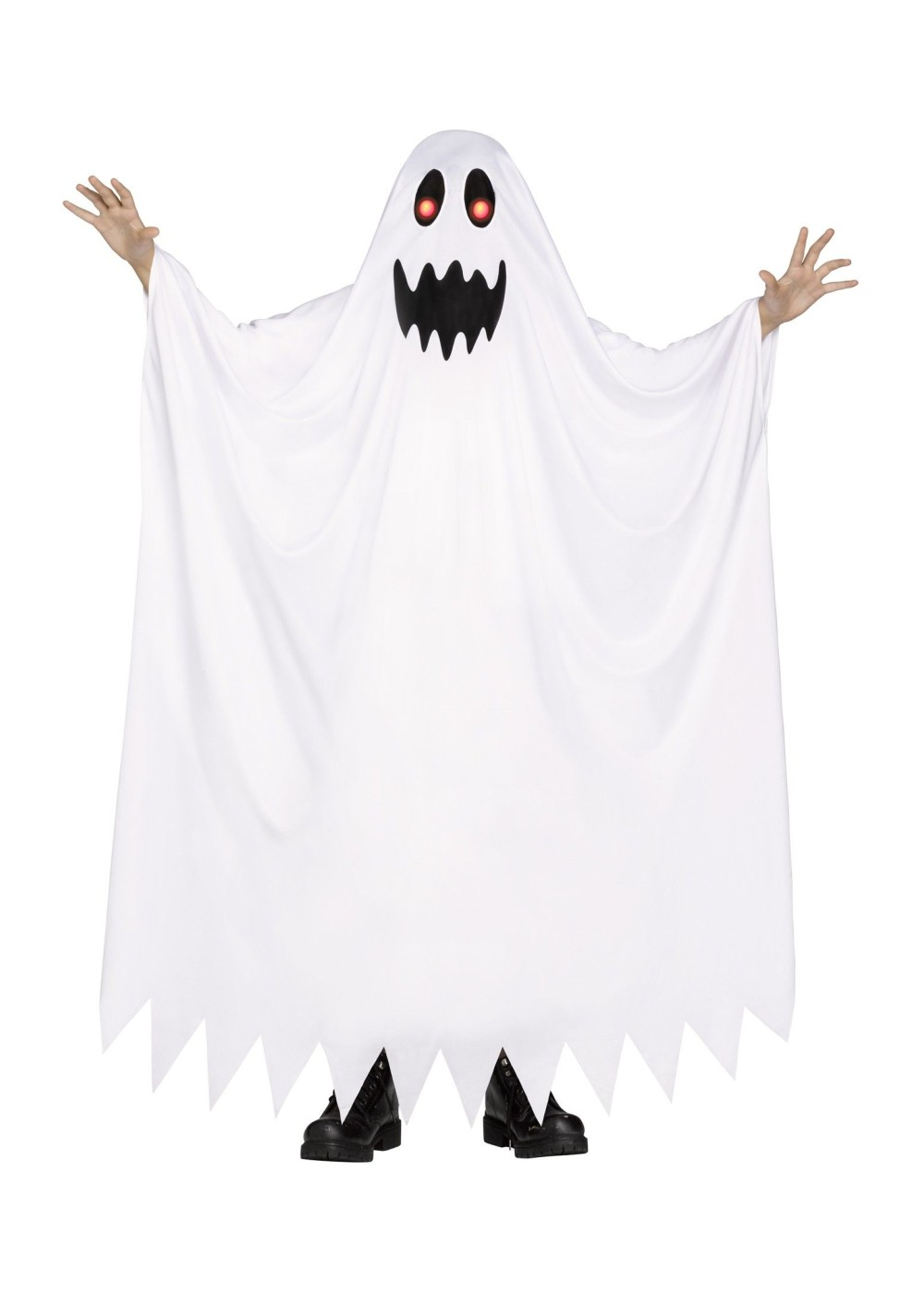 Fade In And Out Ghost Boys Costume