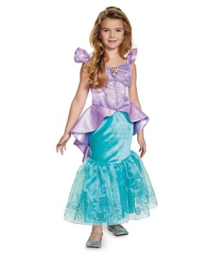 Toddler Girls Ariel Costume Prestige