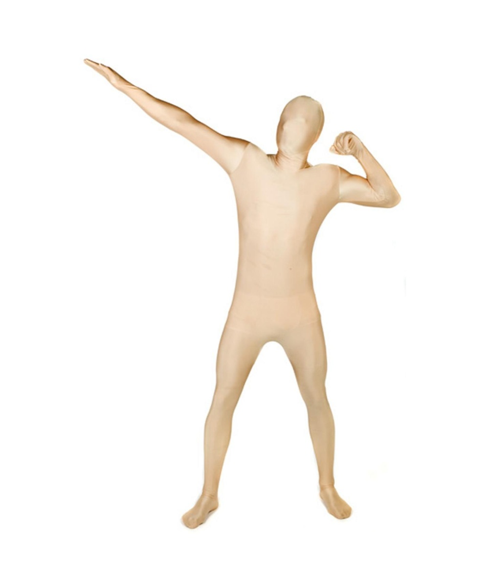 Gold Morphsuit  Skin Suit Costume