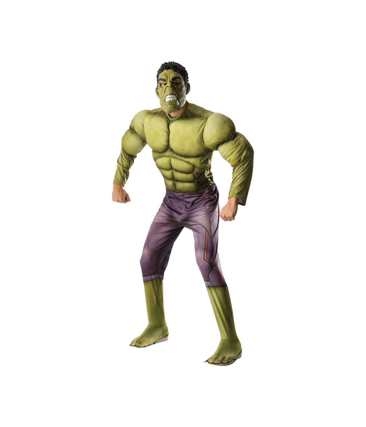 Marvels Hulk Age Of Ultron Avengers Mens Costume