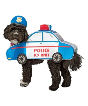 K9 Unit Police Dog Costume