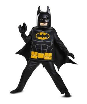 Boys Lego Batman Costume