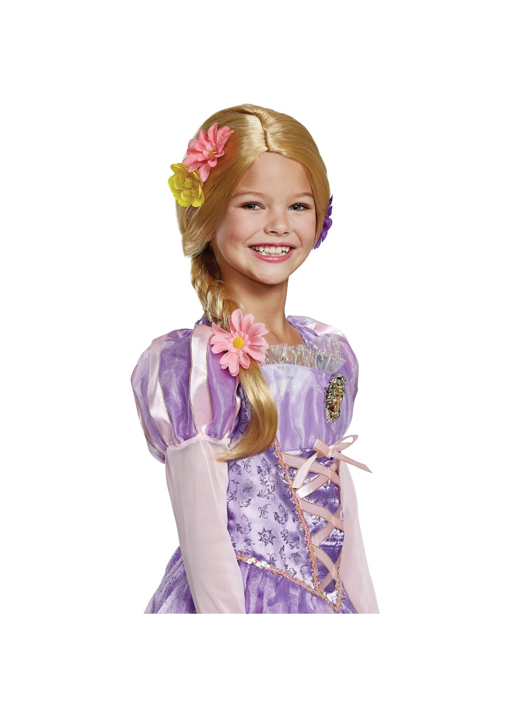 Rapunzel Child Wig