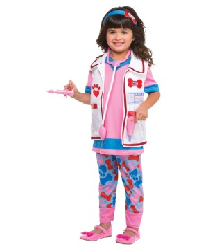 Toddler Pink Doctor Costume