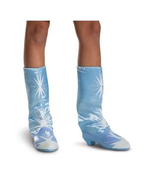 Child Elsa Boots Frozen