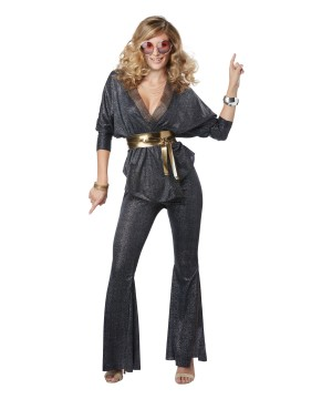 70s Disco Women Costume