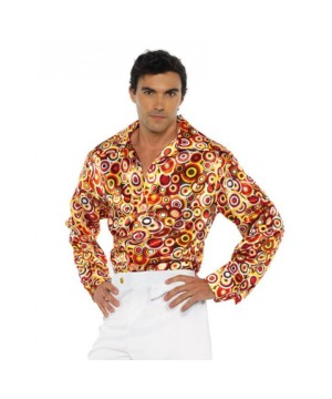 70's Disco Men Shirt