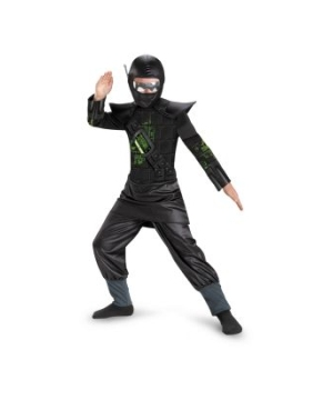 Core Black Ninja Kids Costume