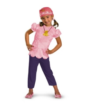 Jake and the Never Land Pirates Izzy Girl Costume
