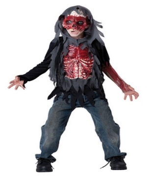 Skinned Alive Kids Costume