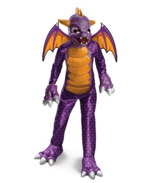 Spyro Kids Costume