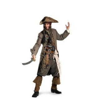 Adult Captain Jack Sparrow Costume