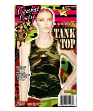 Adult Combat Tank Top