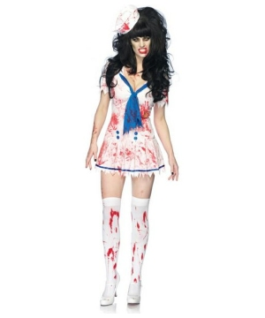 Adult Decaying Sailor Debbie Costume
