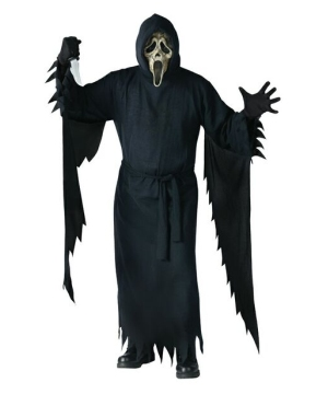 Adult Ghostface Zombie Collector Edition Costume