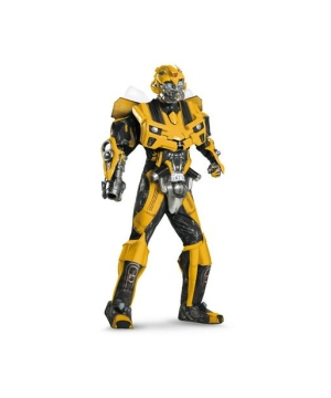 Adult Transformers Bumblebee 3d Costume