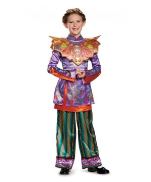 Alice Through The Looking Glass Alice Asian Look Deluxe Girls Costume