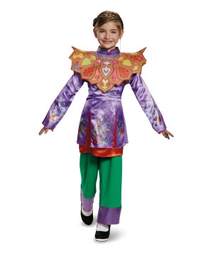 Alice Through The Looking Glass Alice Asian Look Classic Girls Costume