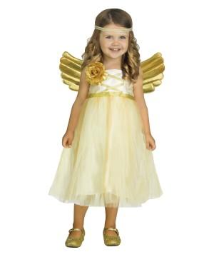 Baby Girls Toddler Angel Costume