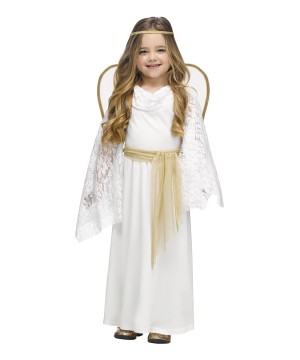 Angelic Miss Toddler Baby Girls Costume