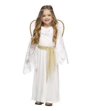 Angelic Miss Toddler Baby Girls Costume