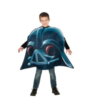 Angry Birds Darth Vader Kids Costume