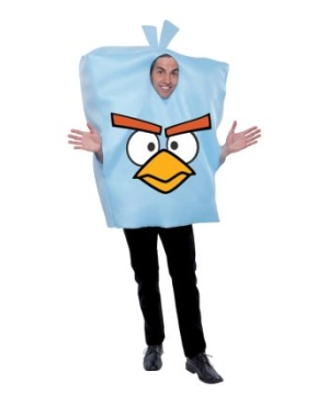 Angry Birds Space Ice Adult Costume