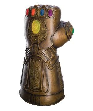 Avengers Infinity Hulk Mens Costume Gauntlet