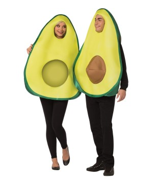 Avocado Unisex Couples Costume