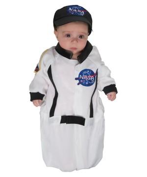 Baby Astronaut Bunting Costume